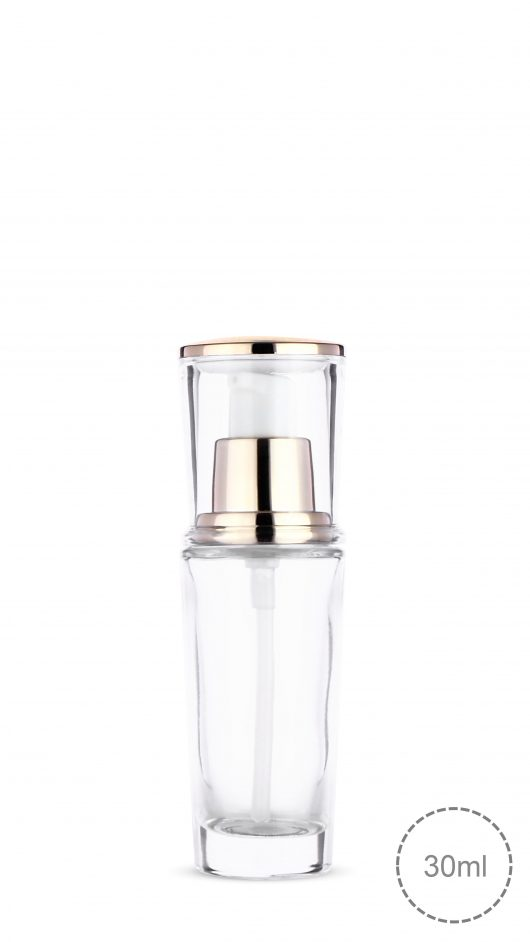 glass bottle, pump bottle, glass factory,lotion,liquid foundation bottle, serum bottle, skin care,new trends, high quality