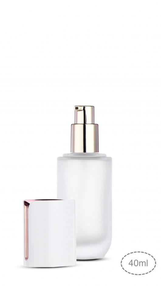 glass bottle, pump bottle, glass factory,lotion,liquid foundation bottle, serum bottle, skin care,new trends, high quality,foundation bottle
