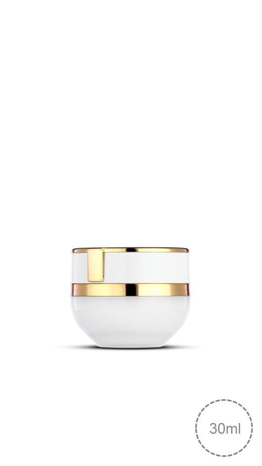 Acrylic jar, luxury packaging, skin care, cream jar, acrylic jar