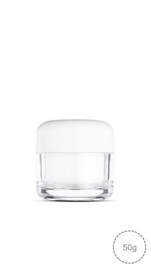 AS jar, AS cream jar, cream jar, skin care packaging, luxury packaging, metalized