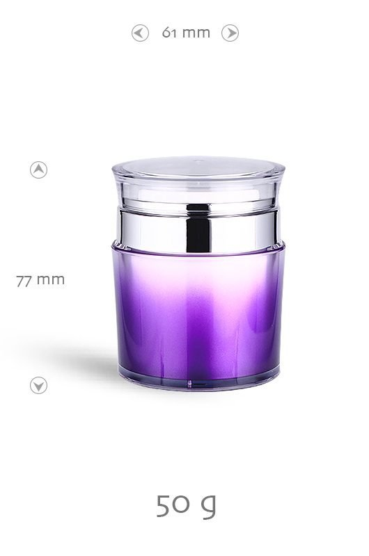 Luxury jar, airless jar, cream jar, skin care, Korean style
