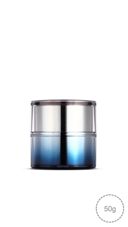 luxury packaging, cream jar, plastic jar, luxury, PETG jar