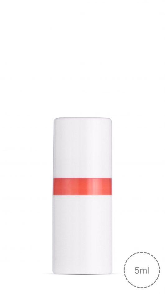 twist lock airless bottle, airless pump bottle, luxury, double layer airless, lotion, serum, small airless bottle,travel kit