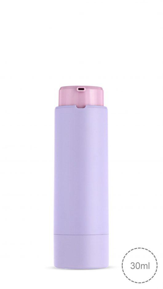 refill bottle, eco-friendly packaging, cream jar, lotion bottle, twist bottle