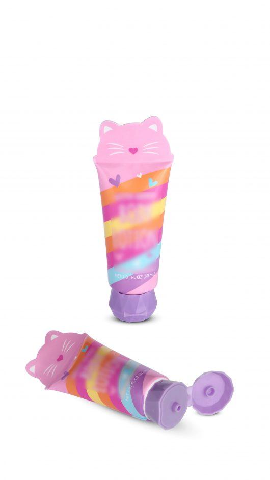 Plastic tube, cosmetic tube, eye cream applicator, airless tube
